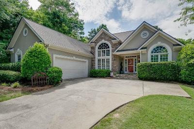 Buford Single Family Home For Sale: 2394 Quail Creek Terrace