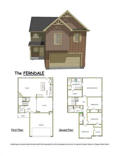 Hampton Single Family Home For Sale: 2008 Bridgewater Pass