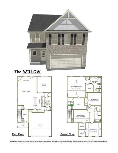 Hampton Single Family Home For Sale: 2002 Bridgewater Pass