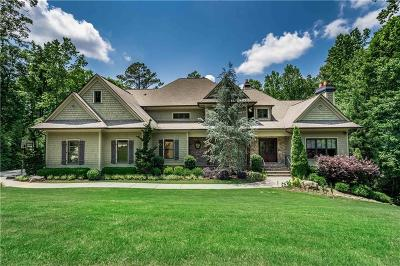 Alpharetta Single Family Home For Sale: 301 Traditions Drive