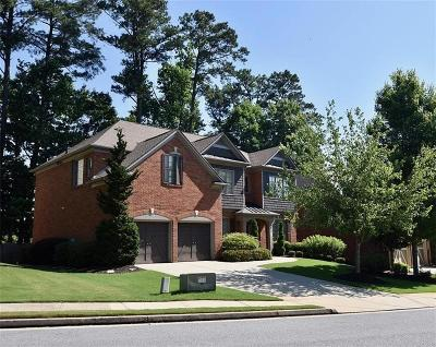 Smyrna Single Family Home For Sale: 4121 Barnes Meadow Road SW