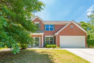 Atlanta Single Family Home For Sale: 2780 Glenlocke Way NW