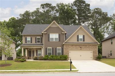 Woodstock Single Family Home For Sale: 403 Lakestone Drive