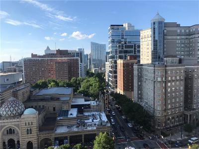 Atlanta Condo/Townhouse For Sale: 620 Peachtree Street NE #1604