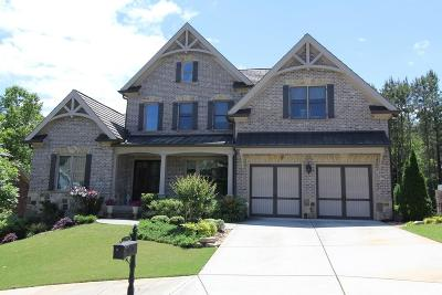 Cumming Single Family Home For Sale: 2390 Bradwardine Court