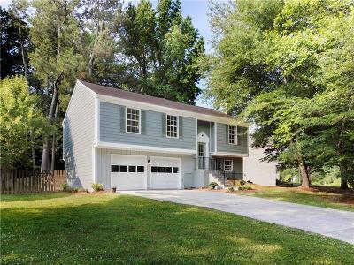 Johns Creek Single Family Home For Sale: 11235 Bramshill Drive
