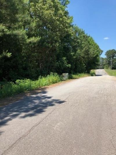 Haralson County Residential Lots & Land For Sale: 00 Cook Street
