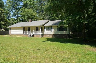 Barrow County, Forsyth County, Gwinnett County, Hall County, Walton County, Newton County Single Family Home For Sale: 5645 Liburn Stone Mountain Road