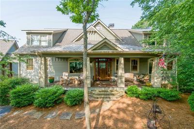 Big Canoe Single Family Home For Sale: 1043 Deer Run Ridge