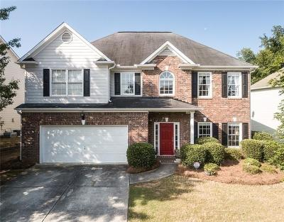 Kennesaw Single Family Home For Sale: 1871 Shiloh Valley Way NW
