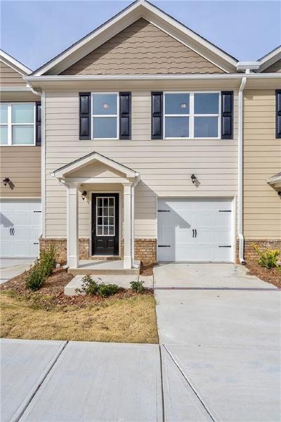 Gainesville Condo/Townhouse For Sale: 2208 Sandridge Commons Lane #5L