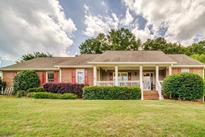 Powder Springs Single Family Home For Sale: 5780 Hiram Powder Springs Road