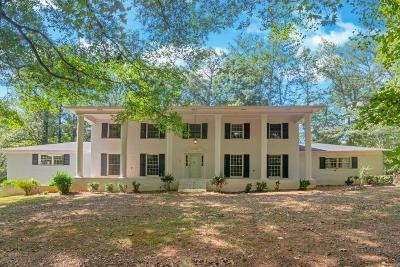 Mableton Single Family Home For Sale: 4800 Brookwood Drive SW