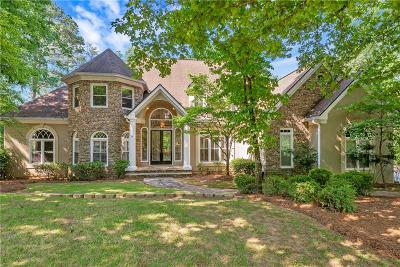 Roswell Single Family Home For Sale: 240 Wicklawn Way