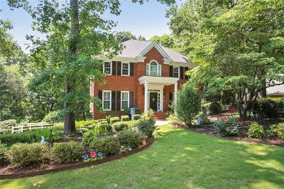 Single Family Home For Sale: 1160 Charlton Trace SW