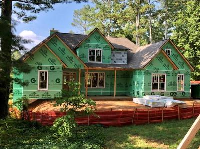 Roswell Single Family Home For Sale: 236 Thomas Circle
