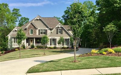 Ball Ground Single Family Home For Sale: 326 Blue Bird Trail