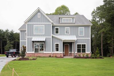 Buford Single Family Home For Sale: 4498 Sardis Church Road