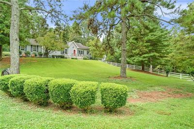 Milton Single Family Home For Sale: 2455 Bethany Bend
