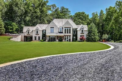 Johns Creek Single Family Home For Sale: 10741 Bell Road