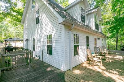 White County Single Family Home For Sale: 763 Hester Road