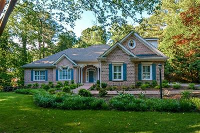 Buford Single Family Home For Sale: 5445 N Richland Creek Road