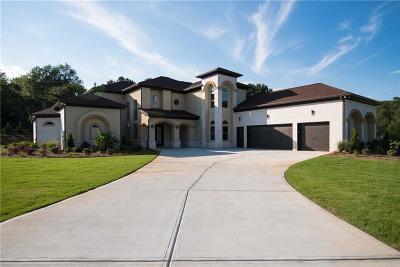 Stockbridge Single Family Home For Sale: 1601 Palmilla Way SW