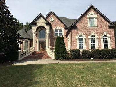Lawrenceville Single Family Home For Sale: 1466 Brooks Road