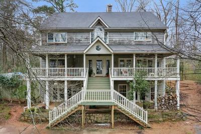 Paces Single Family Home For Sale: 1795 W Paces Ferry Road NW