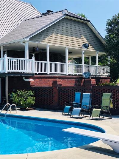 Calhoun Single Family Home For Sale: 1723 Cash Road SE