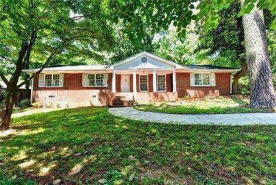 Tucker Single Family Home For Sale: 283 Linda Drive