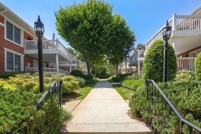 Druid Hills Condo/Townhouse For Sale: 885 Briarcliff Road NE #42