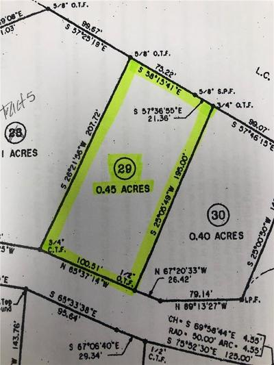 Residential Lots & Land For Sale: Hidden Pond Lot 29