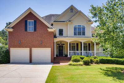 Kennesaw Single Family Home For Sale: 4375 Walnut Creek Drive NW
