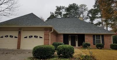 Marietta Single Family Home For Sale: 1861 Kerry Creek Drive