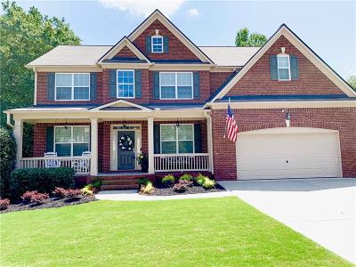 Acworth Single Family Home For Sale: 137 Gellmore Lane