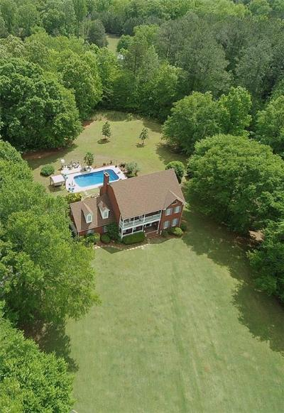 Covington Single Family Home For Sale: 291 Highway 213