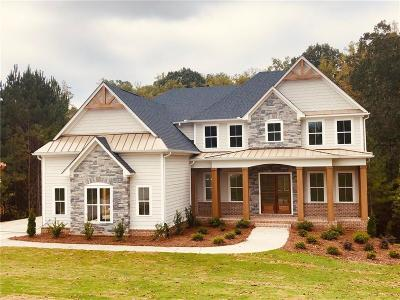 Milton Single Family Home For Sale: 821 Chestnut Place