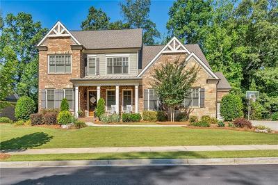 Alpharetta Single Family Home For Sale: 12733 Ruths Farm Way
