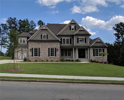 Suwanee Single Family Home For Sale: 5323 Aldeburgh Drive