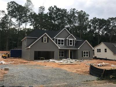 Carrollton Single Family Home For Sale: 257 Tripp Lane