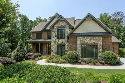 Marietta Single Family Home For Sale: 2420 Timberland Creek Trail NE