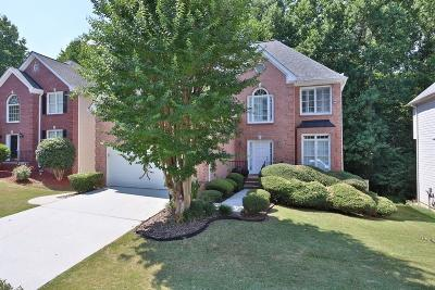 Peachtree Corners Single Family Home For Sale: 5499 Wynhall Drive