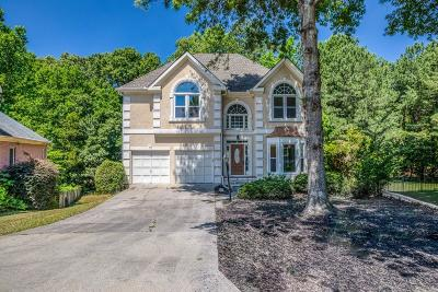 Dunwoody Single Family Home For Sale: 4540 Devonshire Road