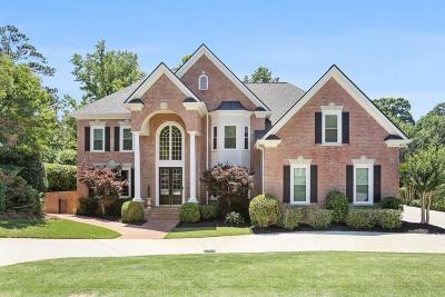Alpharetta Single Family Home For Sale: 10490 Stanyan Street