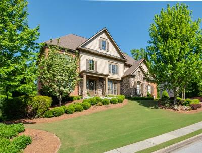 Suwanee Single Family Home For Sale: 3428 Binghurst Road