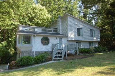 Snellville Single Family Home For Sale: 3342 Crossing Drive SW