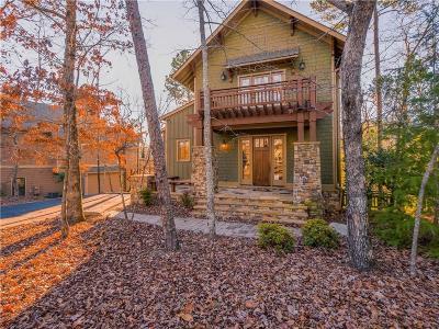 Big Canoe Single Family Home For Sale: 118 Choctaw Ridge