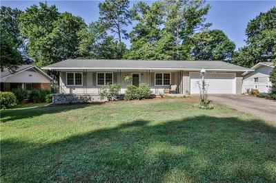 Chamblee Single Family Home For Sale: 4126 N Shallowford Road