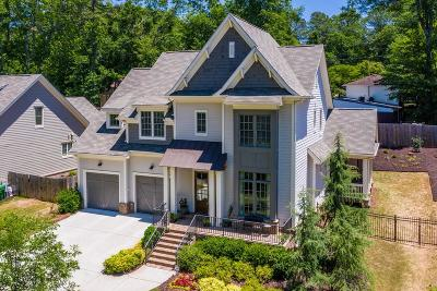 Decatur Single Family Home For Sale: 1302 Thomas Road
